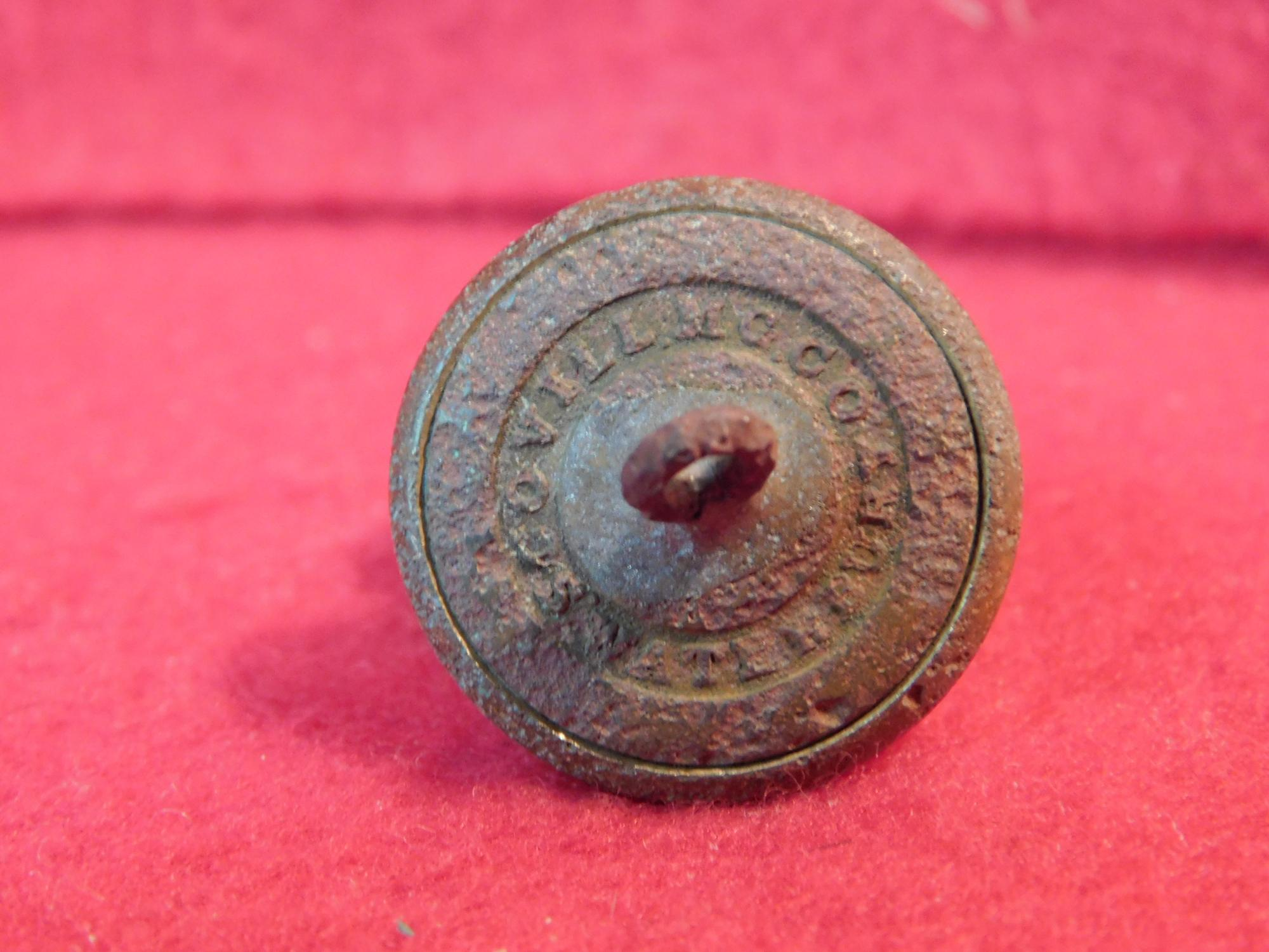 Confederate Buttons